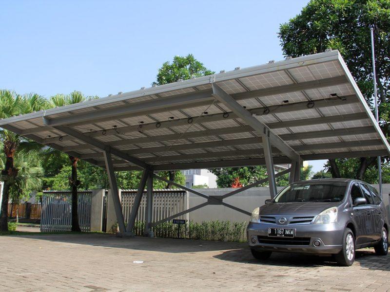 Solar PV Carport